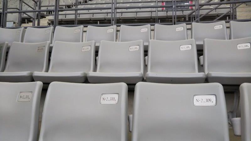 味の素スタジアム座席
