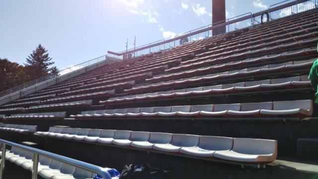 座席の傾斜